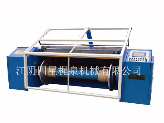 KGA128 Super-High-Speed Direct Warping Machine